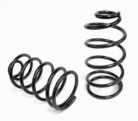 Ford Fusion Front Coil Springs Pair
