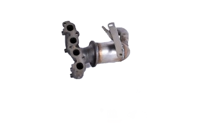 Ford Fiesta MK6 Exhaust Maniverter Catalyst Converter