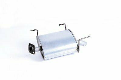 Almera N16 Exhaust Rear Silencer Back Box
