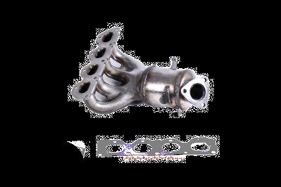 Vauxhall Astra H MK5 Exhaust Manifold Catalyst Converter