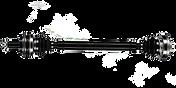 BMW 1 Series E81 E82 E87 E88 Driveshaft Rear Right Hand Side