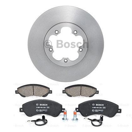 Ford Transit MK7 Front Brake Disc & Pads