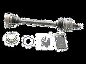 BMW 1 Series E81 E82 E87 E88 Driveshaft Rear Left Hand Side