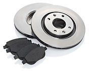 Audi A3 8P Rear Drilled Brake Disc & Pads Brembo