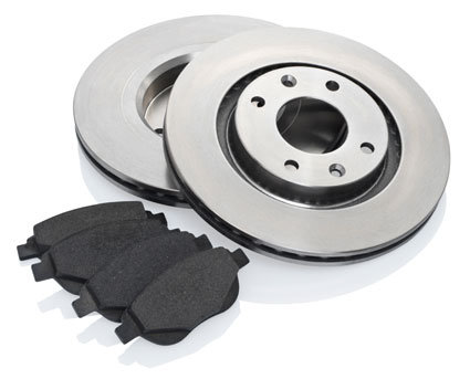 Ford Focus MK2 Rear Discs & Pads