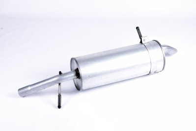 Peugeot 207 Exhaust Rear Silencer Back Box