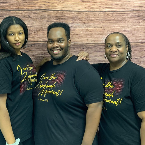 I Am The Zephaniah Movement Shirt