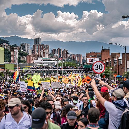 11/21 in Medellin