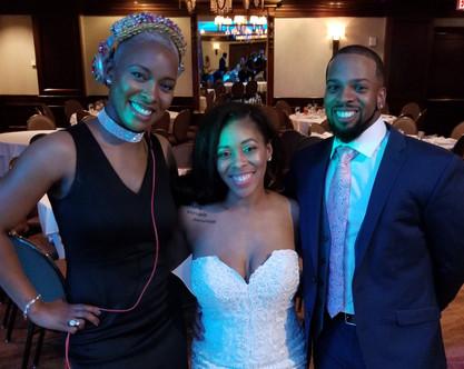 Wedding at the City Club of Washington