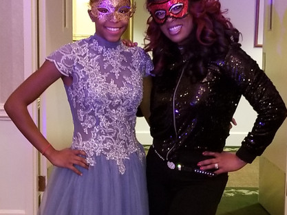 Sweet 16 Masquerade at the Waterford at Fair Oaks