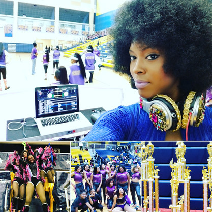 Motown Themed Majorette Competition!!!