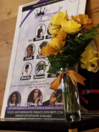 Women's Empowerment Brunch at Granite City and Food Brewery