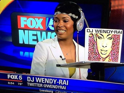 Fox 5 News!!!