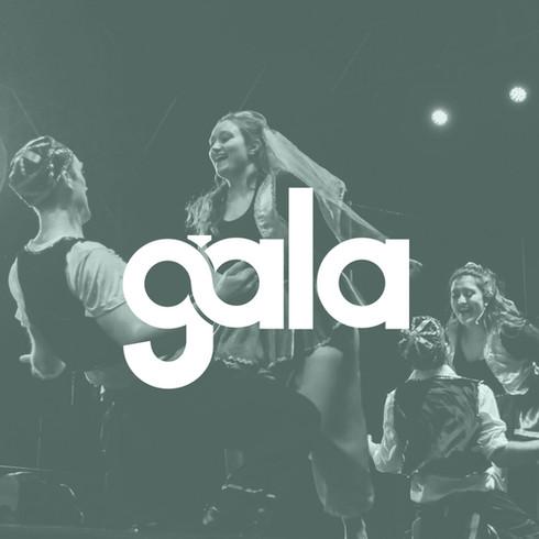 International Gala Clark University Logo