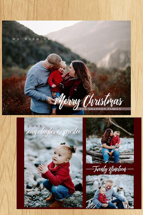Moody Merry Christmas