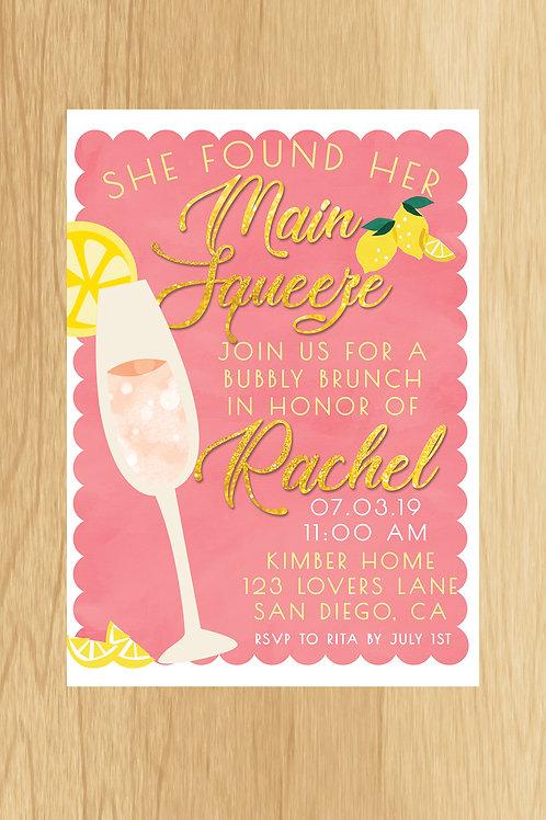 Rachel- Bridal Shower