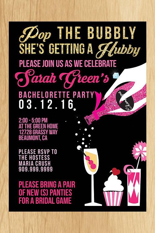 Sarah - Bach Party