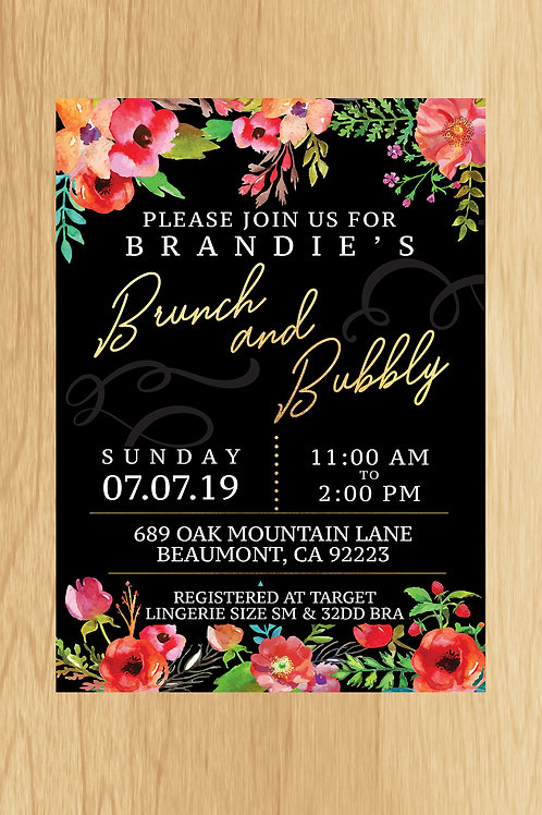 Brandie- Bridal Shower