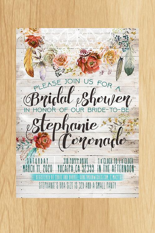 Stephanie- Bridal Shower