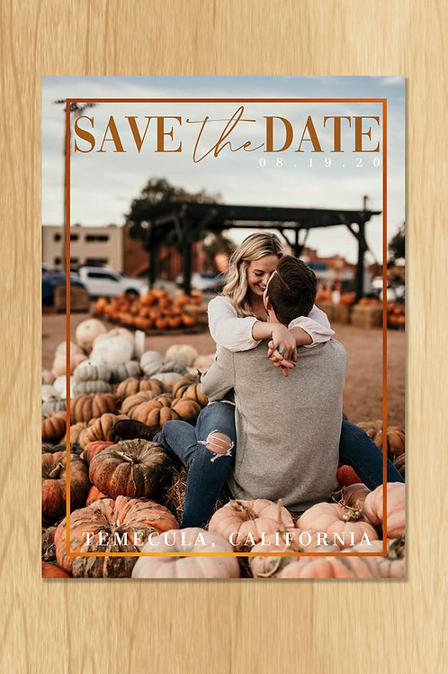Mary- Save The Date