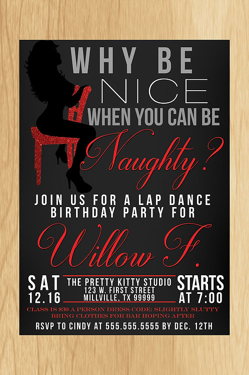 Willow- Bach Party