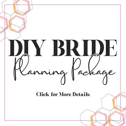 DIY Bride Planning Package