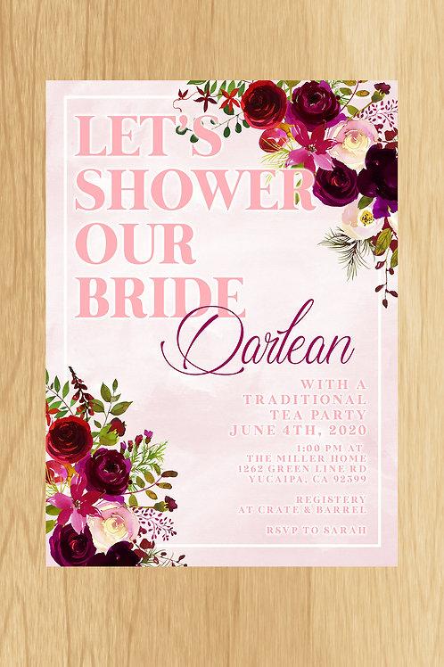 Darlean- Bridal Shower