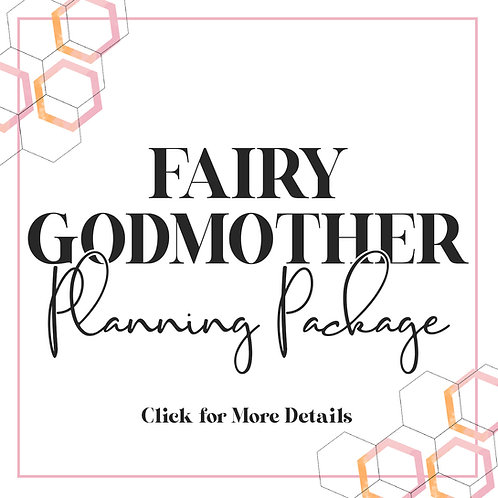 Fairy Godmother Planning Package