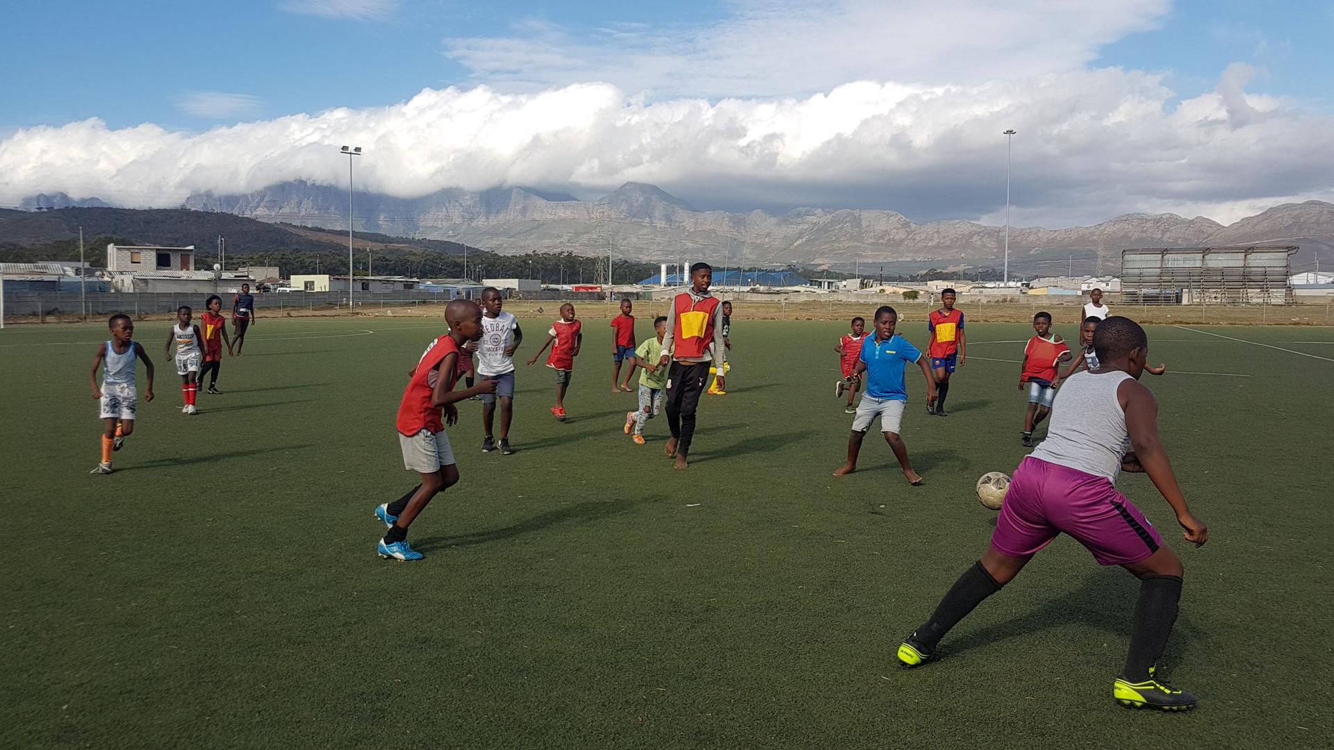 Life-Skills through Sport