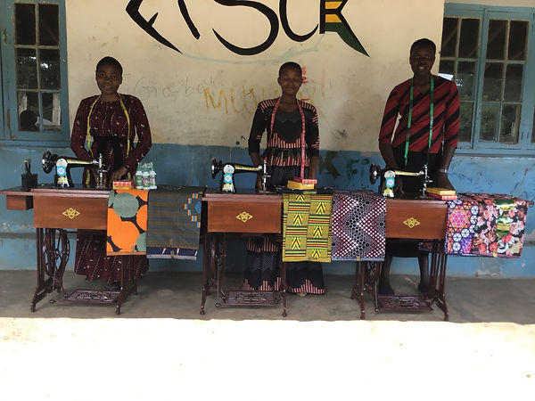 New Sewing Business