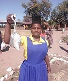 sanitary pads school girls attendance Malawi