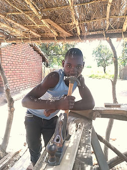 graduate carpenter malawi tool kit