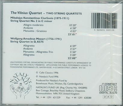 Ciurlionis CD