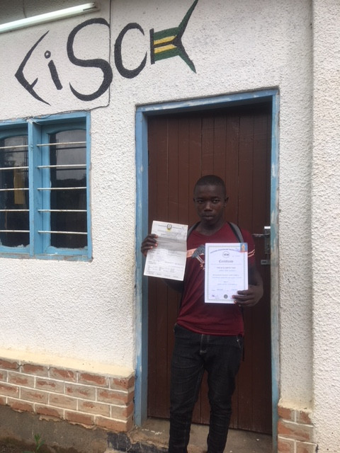 Driving certificate