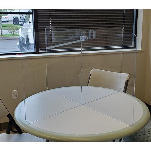 SHIELD-TT4 Table Top Divider