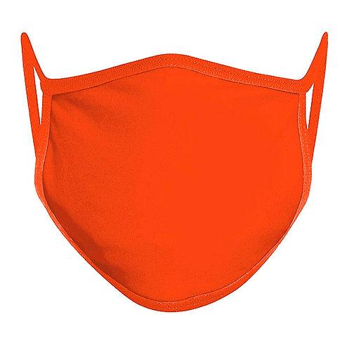 A23550-12  Custom PMS Dyed Flat Masks, Blank
