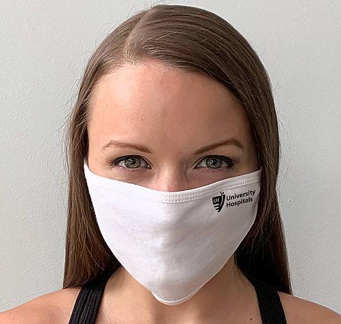 FM21-02  Tultex Flat Face Mask, Printed