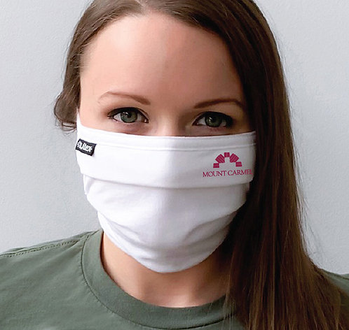 FM19-02  Tultex Pleated Face Mask, Printed