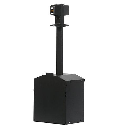 IDG-105 Fortress Hand Sanitizer Station - 2 dispenser, Five Gallon Refill