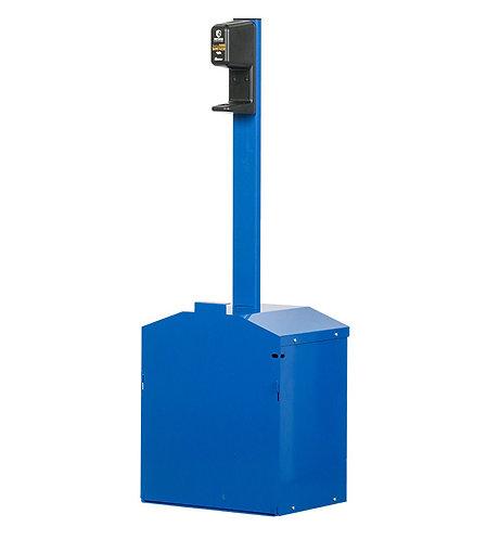 IDG-104 Fortress Hand Sanitizer Station - 1 dispenser, Five Gallon
