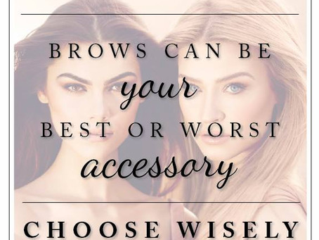 HD Brows, a Couture Brow Treatment..