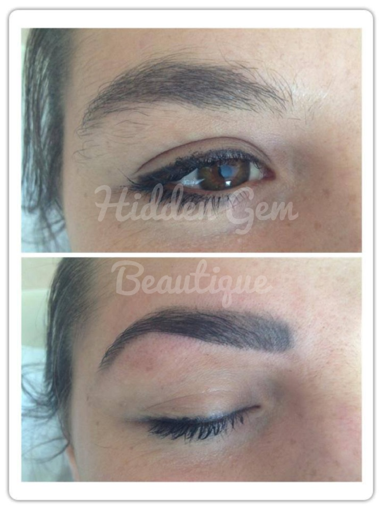 HD Brows Haxey