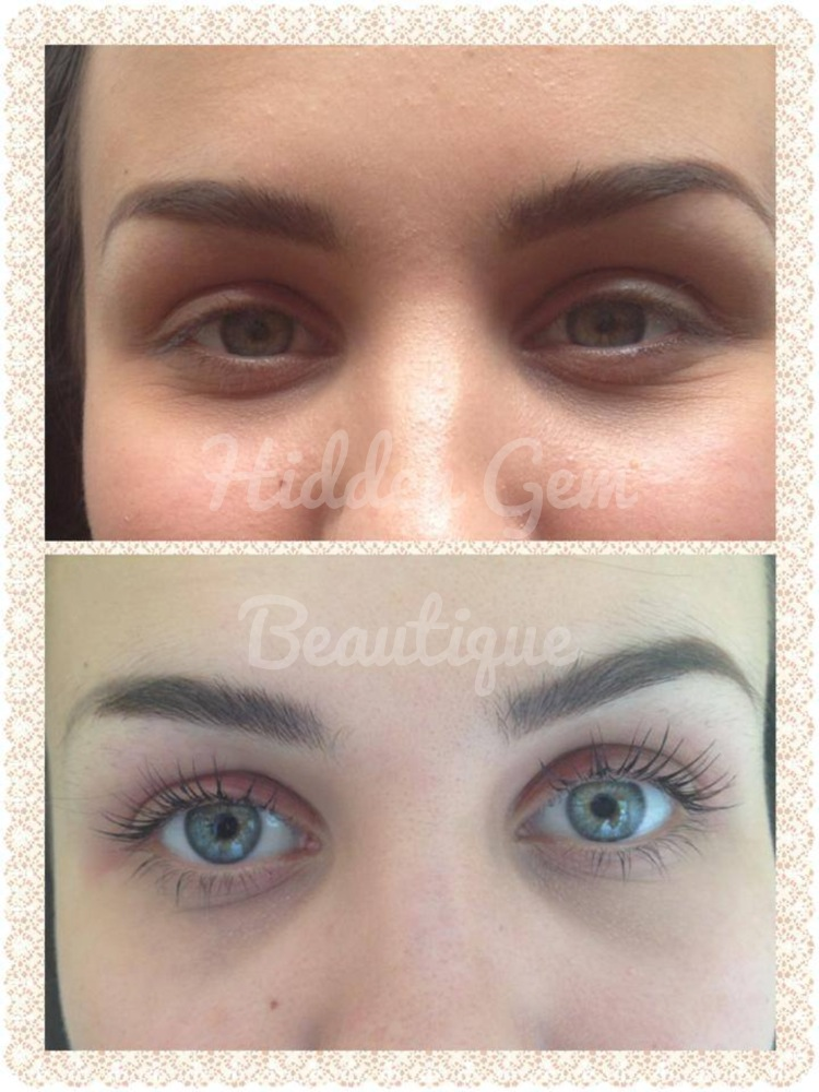 Amazing LVL lashes Haxey