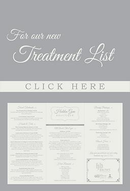 Hidden Gem Beautique Treatment List   East Lound, Epworth, Doncaster