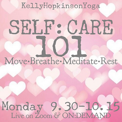 Self-Care 101 ON:DEMAND