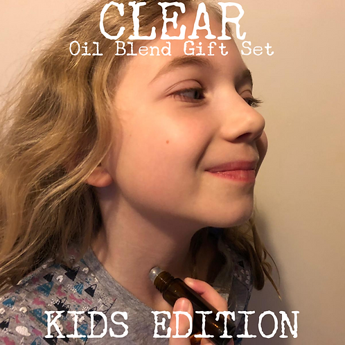 CLEAR Oil Blend KIDS EDITION