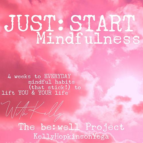 JUST:START Mindfulness