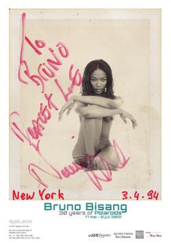 Bruno Bisang Poster