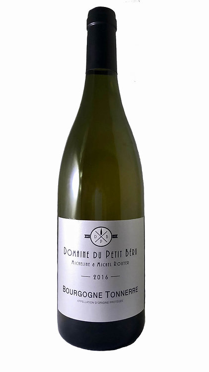 Chardonnay AOP Bourgogne Tonnerre 2017
