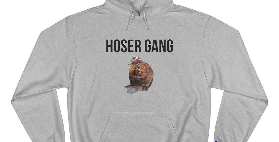 Champion + Hoser Gang Hoodie